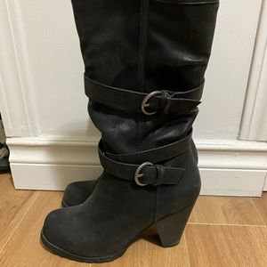Size 5 Maurices Boots